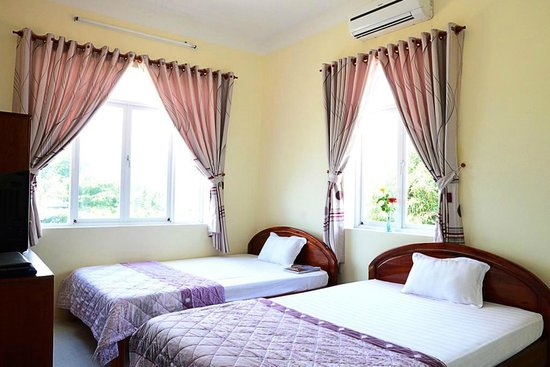 Lighthouse Boutique Hotel: Triple Room