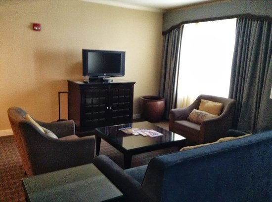 The Chase Park Plaza: One Room Suite
