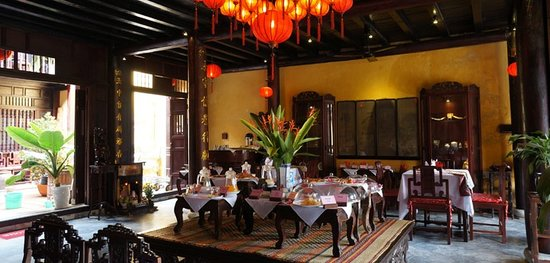 Vinh Hung Heritage Hotel: Hotel lobby