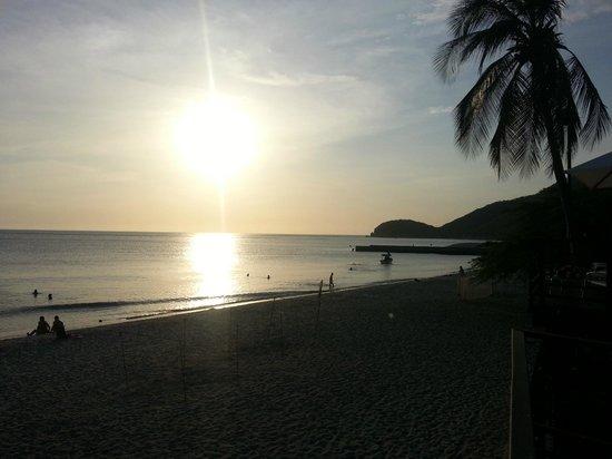 Hotel Tequendama Inn Santa Marta by Sercotel : Hermosa vista