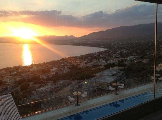 Belvedere Hotel : Same Sunset as before