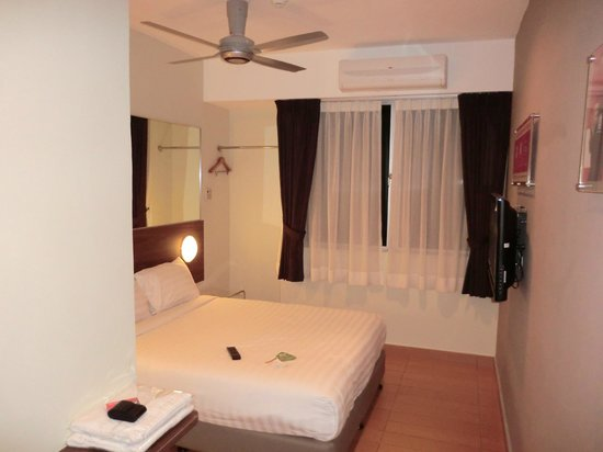 Kulim, Malasia: Double Room
