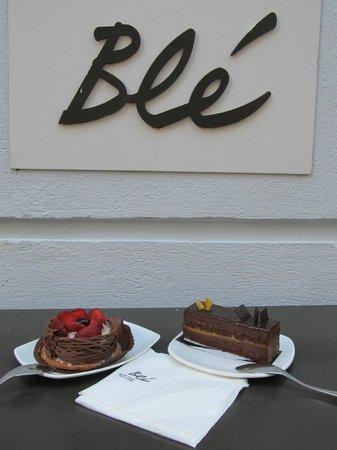 Ble: enjoy it!