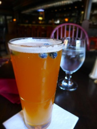 Colgate Inn: Local craft beer - Good Nature Brewing