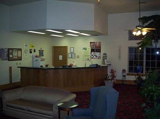 Stonebrook Inn : Welcome Center