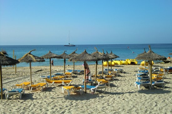 Be Live Adults Only Costa Palma: Пляж Cala Major