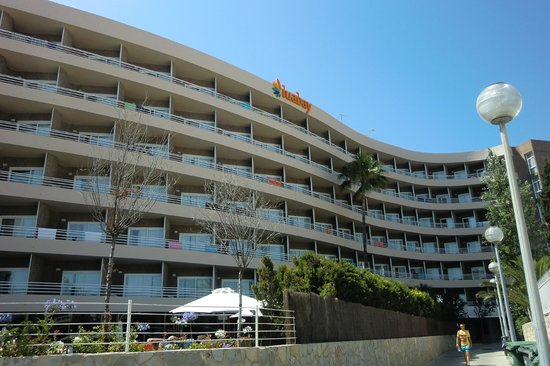 Be Live Adults Only Costa Palma: Отель Luabay Costa Palma
