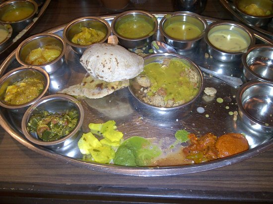 Rajdhani Restaurant Gurgaon Menu