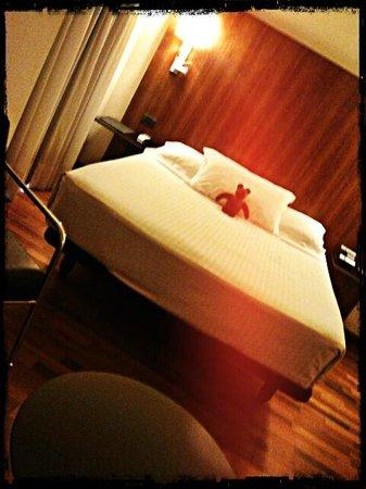 AC Hotel La Linea : Bed