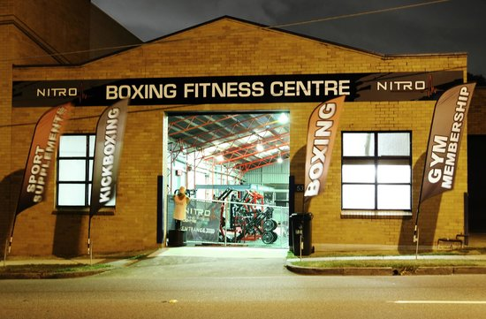Nitro Boxing Fitness Centre