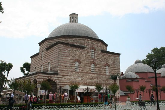 Ayasofya Hurrem Sultan Hamami