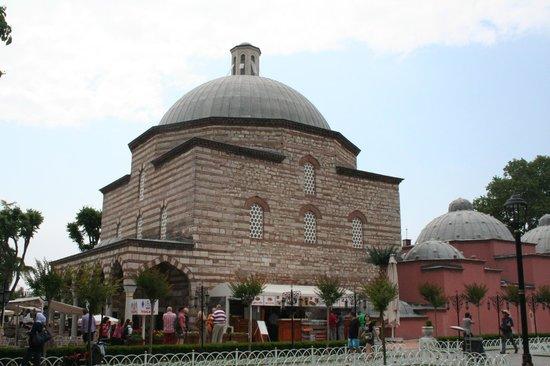 Ayasofya Hurrem Sultan Hamami