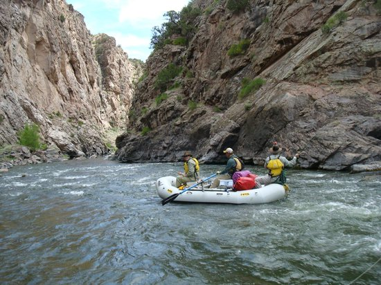 RIGS Adventure CO Fly Shop and Guide Service : Every day has adventure and fishing challenges