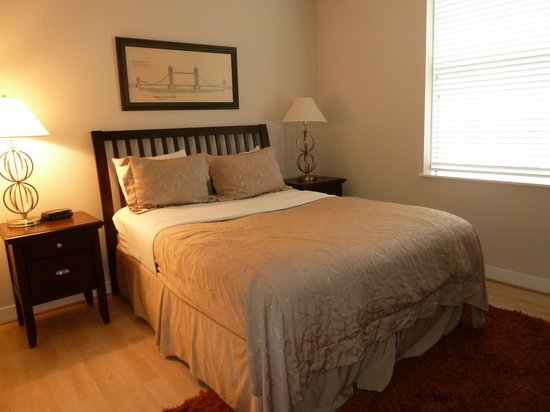 The Woodward: Second Bedroom