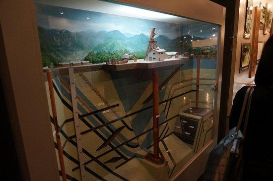 Yubari Coal Mine Museum : Experience the coal mining activities in Yubari