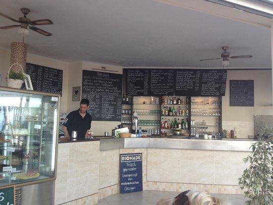 Schwarzwald Cafe: Interior