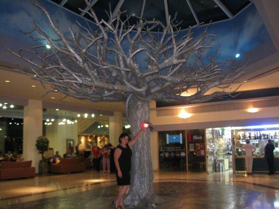 Crowne Plaza Hotel Eilat: Холл отеля... лоби