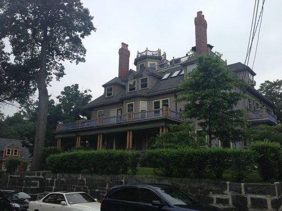 Jamaica Plain: JP house