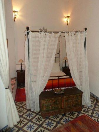 Riad Aloes: Jacaranda suite