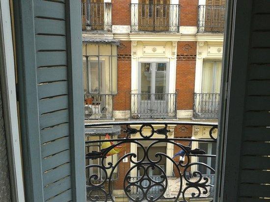 Hostal Regional: dalla finestra della stanza