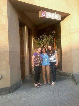 Deluxe Hotel Yerevan: Hotel
