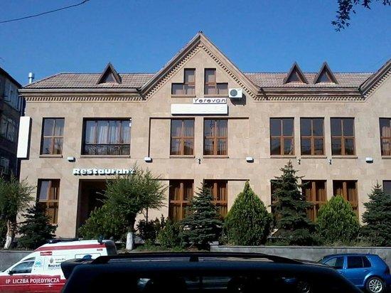 Deluxe Hotel Yerevan: Deluxe Hotel