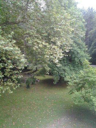 Wyndham Grand Bad Reichenhall Axelmannstein: The garden