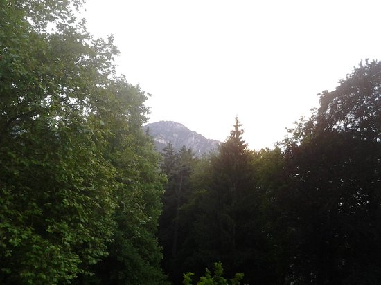 Wyndham Grand Bad Reichenhall Axelmannstein: Mountens view
