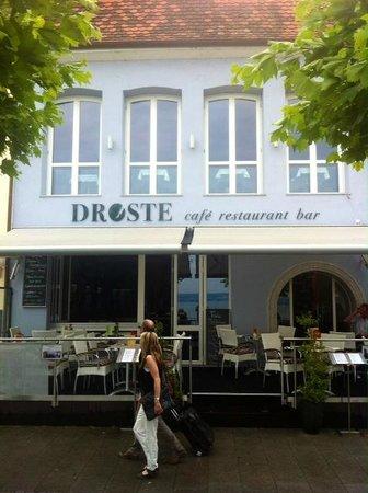 Strandpromenade Picture Of Droste Cafe Restaurant Meersburg