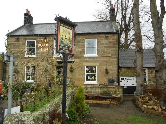 The Board Inn: Friendly pub
