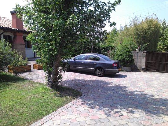 Gregory House: veel ruimte ook voor de auto