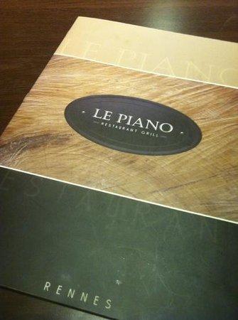 panach de desserts du piano blanc picture of le piano grill rennes tripadvisor. Black Bedroom Furniture Sets. Home Design Ideas