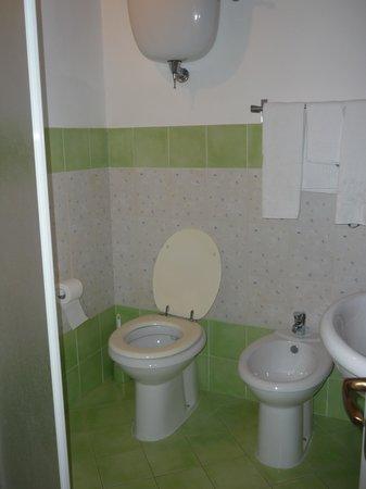 Casa Galez: Uno dei bagni