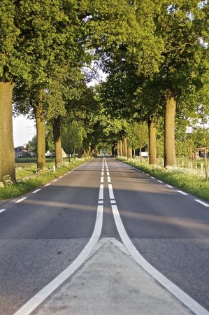 Hotel Herberg De Lindehoeve: The road