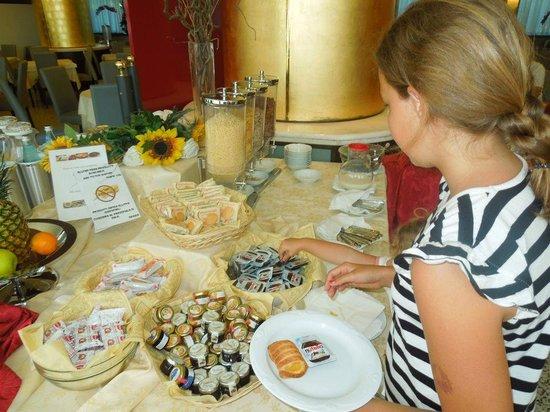 Antony Hotel: colazione