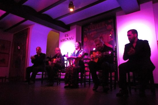 Tablao Flamenco El Arenal : Flamenco