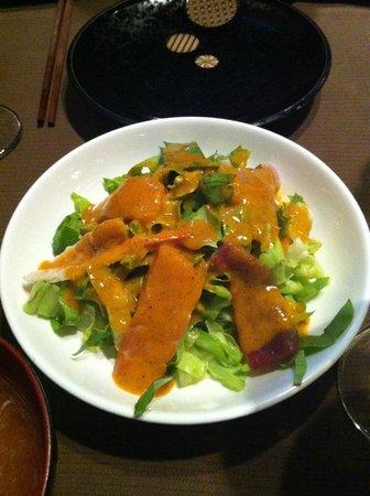 Kanji : Salad