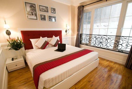Calypso Suites Hotel: Deluxe room...