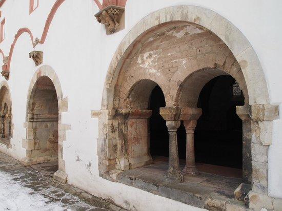 Kloster Eberbach: Courtyard