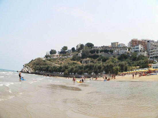 Touring Hotel: Mare a due passi dall'hotel Touring
