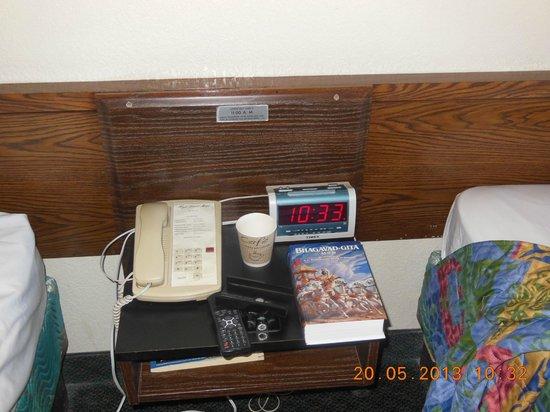 High Desert Motel : A la place de la Bible