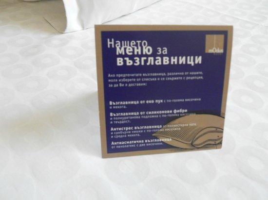 mOdus Hotel: Information