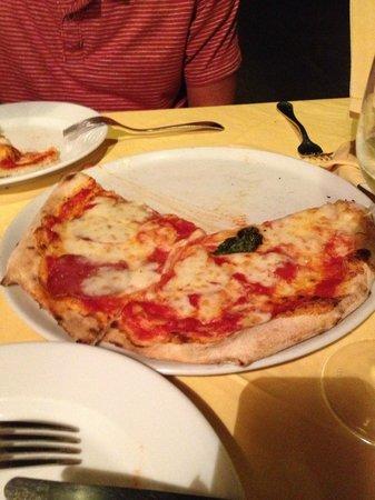 Lo Sfizio: Pizza