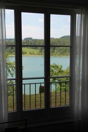 Schloss Fuschl A Luxury Collection Resort & Spa, Fuschlsee-Salzburg: View from the room
