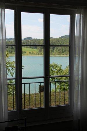 Schloss Fuschl Resort & Spa, Fuschlsee-Salzburg: View from the room
