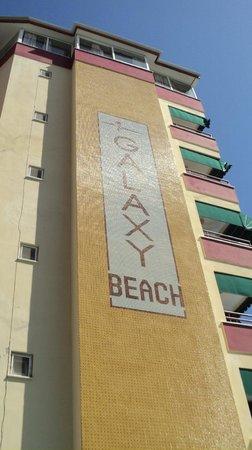 Galaxy Beach Hotel: хороший отель