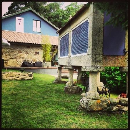Vinotel 7 Uvas: Un paraiso en Galicia