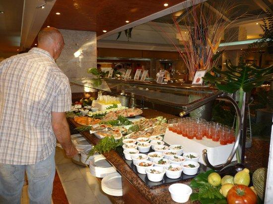 Spring Arona Gran Hotel: Eten