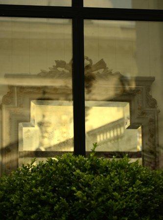 La Maison du Palmier : Détail