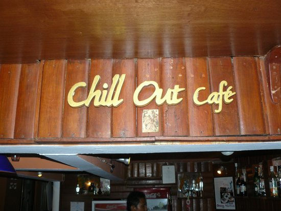 Chill Out Cafe: Chill out!